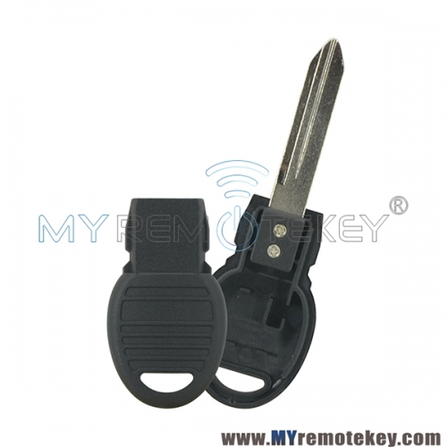 Transponder key 46LCK chip for Chrysler Charger