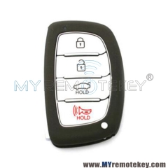 95440-3X520 smart key 4 button 433Mhz for Hyundai Elantra 2013-2016 SY5MDFNA433