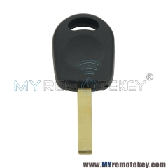 Transponder Key blank HU83 for Peugeot