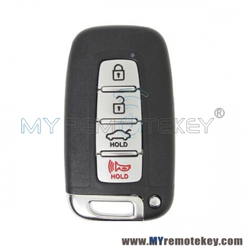 95440-3M220 SY5HMFNA04 Smart key 4 button for Hyundai Genesis 2009 2010