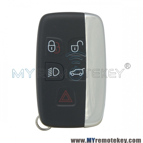 Smart key shell 5 button for Land rover Range Rover