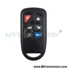 Remote fob 6 button 433.9Mhz for Hyundai
