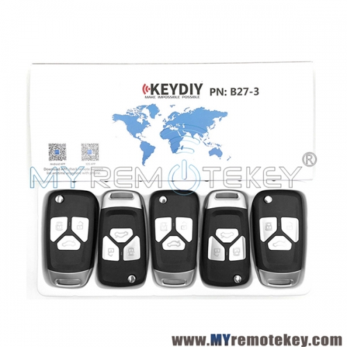 B27-3 Series KEYDIY Multi-functional Remote Control