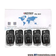 B22-4 Series KEYDIY Multi-functional Remote Control