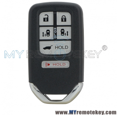 KR5V1X 72147-TK8-A61 72147TK8A61 smart car key 6 button for 2017 Honda Odyssey Driver 1