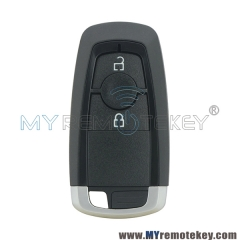 HC3T-15K601-DB Smart key shell case 2 button for 2018 Ford EcoSport