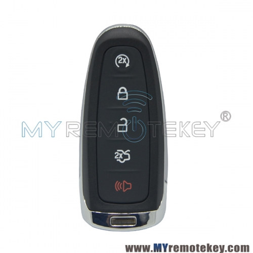 164-R8092 Smart key 4 button 315mhz 433mhz for FORD Explorer Edge Flex Expedion Lincoln MKX M3N5WY8609 2011 - 2015