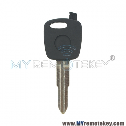 Transponder Key blank SSY3 for Ssangyong