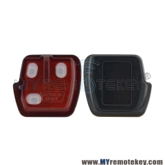 Remote key sender for Mitsubishi Lancer 3 button 434Mhz