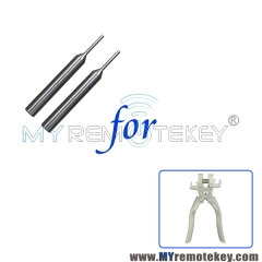 Replacement needles for flip key Pin Remove tool
