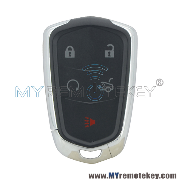 Smart Key 433mhz For Cadillac CTS SRX ATS 4 Button With