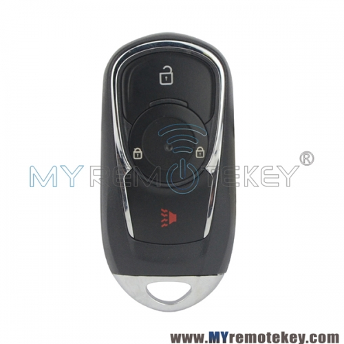 HYQ4AA Smart key 4 button ID46 chip 315mhz 433mhz for 2017 2018 Buick Encore