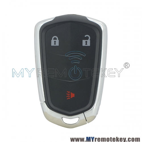 Smart key case 3 button for Cadillac CTS 2014 2015 HYQ2EB