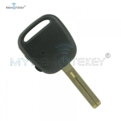 Remote key shell TOY48 2button on side for Toyota Carina Estima Harrier