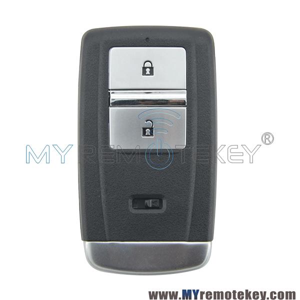 Smart Key Case 2 Button For Acura RLX RDX TLX ILX MDX 2016