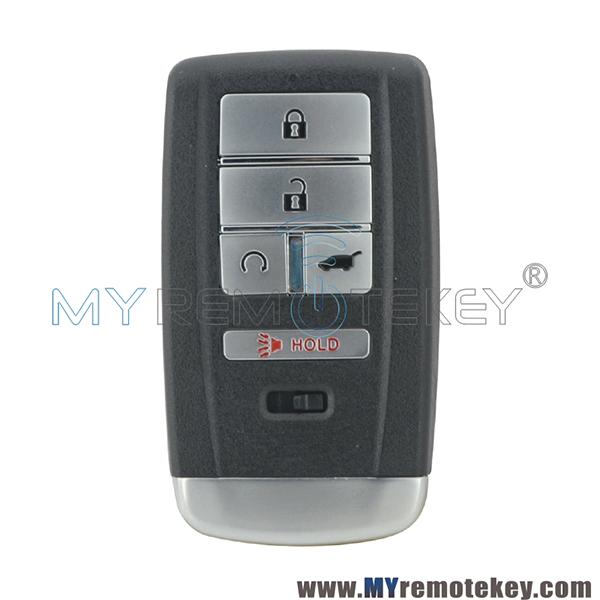 Smart Key Case 5 Button For Acura MDX RDX 2016 2017 2018