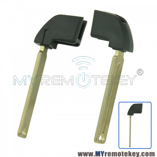 Smart key emergency key for Toyota Crown 2012