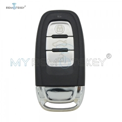 8T0 959 754 C smart key remote fob 3button 315mhz 434mhz 868mhz for Audi A3 A4 A5 A6 A7 A8 S4 S5 RS4 RS5 Q5 Q7 2009 2010 2011 2012 8T0959754C