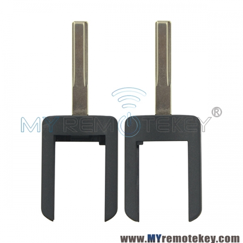 Remote key blade for Opel HU43