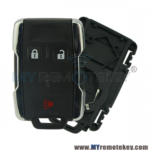 smart key case cover 3 button for Chevrolet