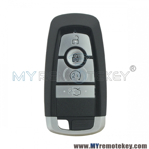 A2C93142400 smart key case 4 button for 2017 Ford Mondeo HS7T-15K601-CB