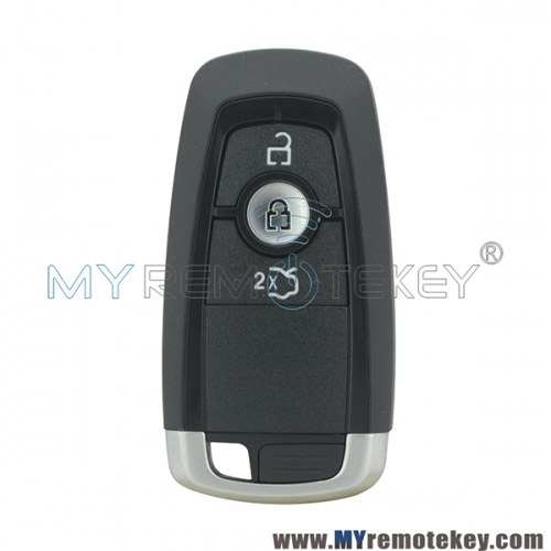 A2C11460302 smart key shell case 3 button for 2017 Ford Mustang HS7T-15K601-DC