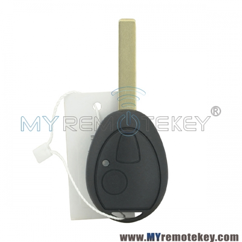 Remote Key for Landrover Discovery 2 TD4 TD5 Rover 75 MG ZT 2 button 434Mhz  HU92