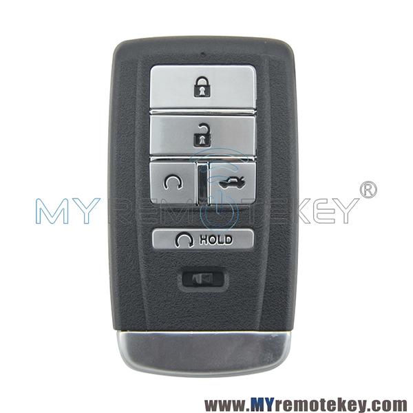Smart Key Case 5 Button For Acura RLX RDX TLX ILX MDX 2016