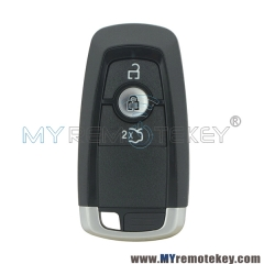 HS7T-15K601-DC Smart key 3 button 433Mhz HITAG PRO ID49 chip for Ford Mondeo 2017 Edge Explorer 2018 A2C93142101
