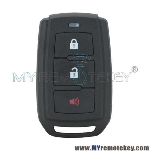 Remote fob case 3 button for Toyota