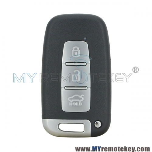 PN 95440-3W200 95440-3U000 Smart key 3 button 434Mhz PCF7952A chip for KIA Sportage 2010-2015