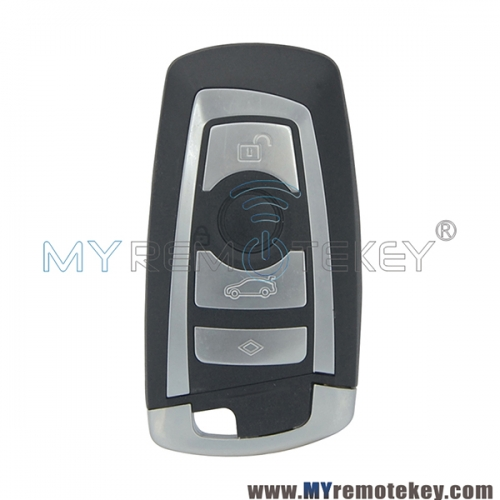 Keyless Go Smart key keyless entry remote for BMW F type HITAG PRO ID49 4 button comfort access 315mhz 434mhz 868mhz KR55WK49863