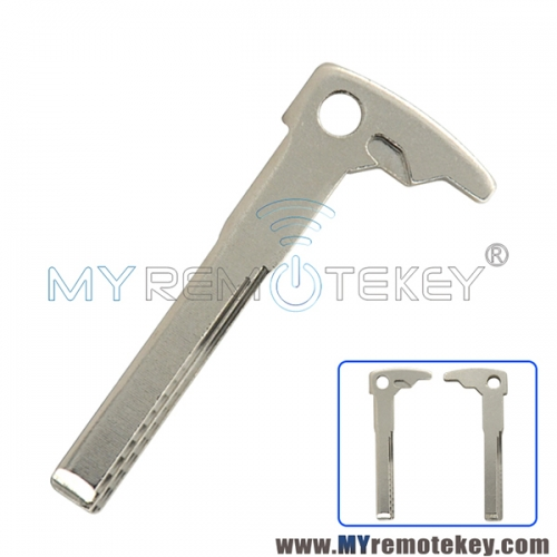 For Mercedes Benz replacement smart key blade